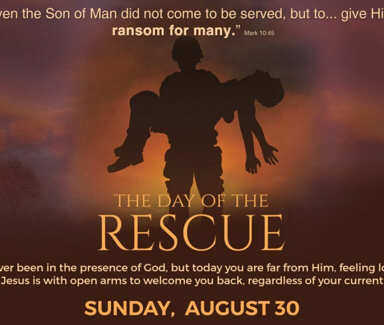 The Day of the Rescue